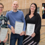 Four certified for coaching within SA PhD Coach Network