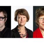 Tre lärarrepresentant i universitetsstyrelsen valda